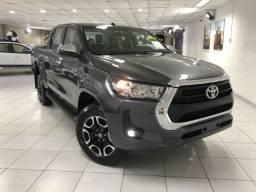 Título do anúncio: Toyota Hilux SRV 0KM 2.7-16v 4x4 Automática Flex Fuel 2021/2021