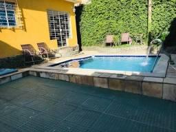 Aluguel casa padrão com piscina 500,00