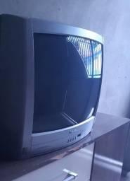 Título do anúncio: TV tubo . Tudo funcionando