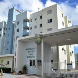 JI145 - Lindo apartamento semimobiliado com contrato de compra e venda em Palhoça!