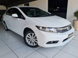 Honda Civic 2013! 67.000KM! Revisado Agência!