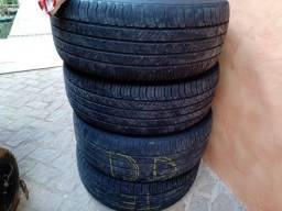 Pneus 255\55 R 19 Michelin