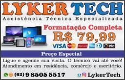Título do anúncio: manutenção em geral de computadores