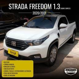 STRADA 1.3 FREEDON 20/21 c/ 9100 KM