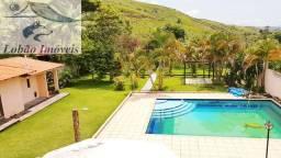 Casa grande, completa e com ribeirão em Itatiaia ? RJ