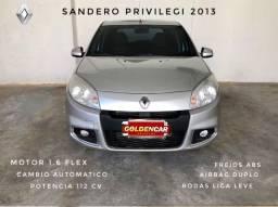 Sandero 1.6 Privilegi Automatico