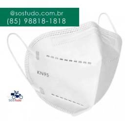 Título do anúncio: Pacote com 10 máscaras KN95 com 5 camadas de proteção *