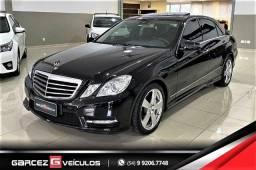 Título do anúncio: Mercedes Benz E 350 Avantgarde Sport 3.5 V6 306cv 74 Mil Km Impecável com Dvds