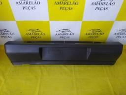 Parachoque traseiro Uno fire 2004 à 2012  texturizado