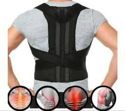 Título do anúncio: Cinta Corretor postural, todos os tamanhos, unissex a pronto entrega