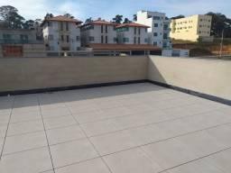 Cobertura à venda com 2 dormitórios em Novo horizonte, Conselheiro lafaiete cod:13288