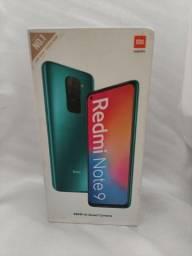 Sucesso! Redmi Note 9 da Xiaomi.. Novo Lacrado com Pronta Entrega