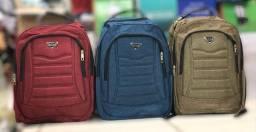 Promoção Mochila resistente escolar,várias cores Novas a pronta entrega
