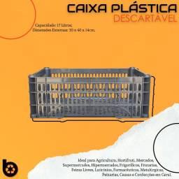Título do anúncio: Caixa Plástica Descartável