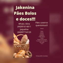 Título do anúncio:  Vendo pão caseiro quentinhos bem macio vamos encomendar seu ?