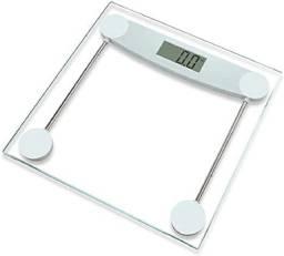 Título do anúncio: Balança de vidro (transparente) 180kg