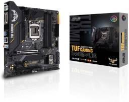 Placa Mãe Asus B460M-Plus Gaming - Intel LGA 1200 DDR4 Micro ATX