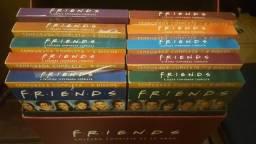 Coleção Completa Da Série Friends Com 40 Dvds