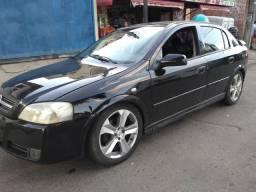 Astra hatch 2009 completo + banco de couro - 2009