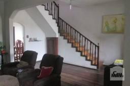Casa à venda com 5 dormitórios em Caiçaras, Belo horizonte cod:208735