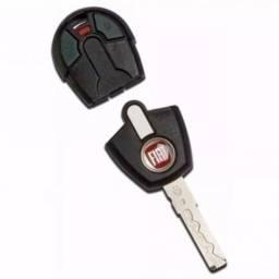 Cabeça da chave controle reparo do Alarme da chave Original Fiat Uno Palio Strada Siena