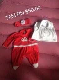 Vendo roupas bebe de menina