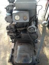 Motor YANMAR 66 Hp