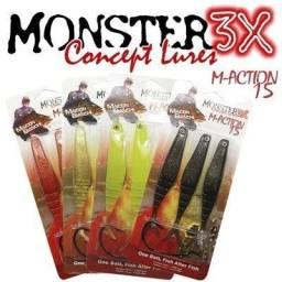 Iscas Artificiais Monster 3x