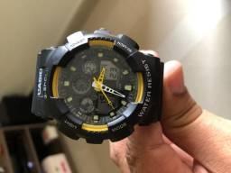 6992b870dd7 Relógio Masculino Casio G - Shock Prova D água