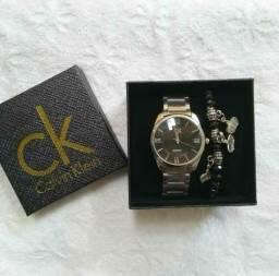 e5370a0ae75 Relógio Calvin Klein feminino