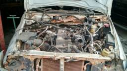 L200 Triton 3.2 2012/ 2013 -motor,caixa,portas e diversas peças