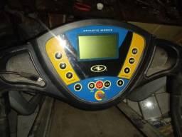 Esteira ergométrica elétrica Athletic Works 220V