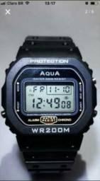 Vendo Relógios Originais da Marca Aqua Atlantis a Prova Dágua Linha 2019 Sucesso de Vendo