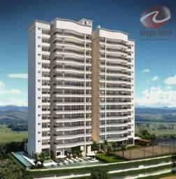 Apartamento à venda, 315 m² por R$ 1.360.877,56 - Condomínio Residencial Colinas do Parate
