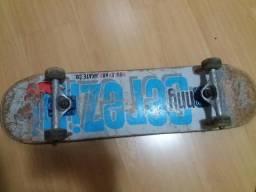 Skate usado + peças
