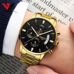 Relógio Nibosi Modelo 2309 Original Oferta