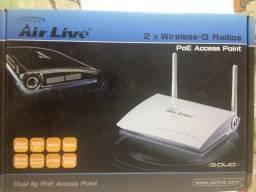 Roteador Wireless Air Live Dou