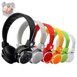 Fone Ouvido Headphone Sem Fio Bluetooth Micro Sd Modelo B-05
