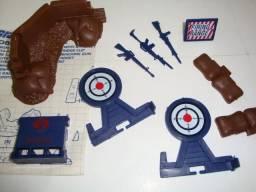 Playset Cobra 1985 Rifle Range 100% Completo! Com Instruções! Hasbro original!