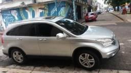 Honda-CRV-EXL/2010, 4 X 4, Teto Solar, Automático, Top - 2010