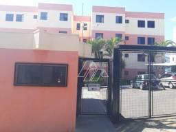 Apartamento com 2 dormitórios para alugar, 55 m² por R$ 500,00/mês - Alto Cafezal - Maríli