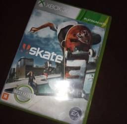 Jogo skate 3 original Xbox 360