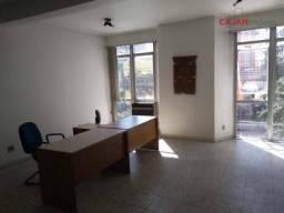 Sala comercial mobiliada no bairro Cidade Baixa.