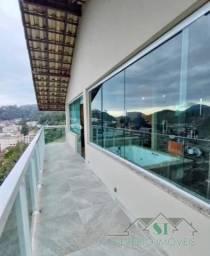 Casa à venda com 3 dormitórios em Valparaíso, Petrópolis cod:2105