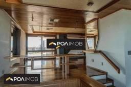 Apartamento com 3 dormitórios para alugar, 326 m² por R$ 3.000,00/mês - Centro - Novo Hamb