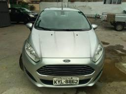 New Fiesta Titânium 1.6 - Automático - 2014