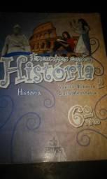 Livros Encontros com a Historia vol 6