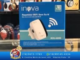 Repetidor Wi-Fi Sem Fio Inova