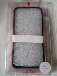 Capa para celular xiaomi mi7a de couro
