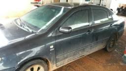 Corolla 2007 com problemas no câmbio - 2007